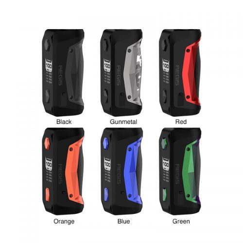 Geekvape Aegis Solo 100W colors