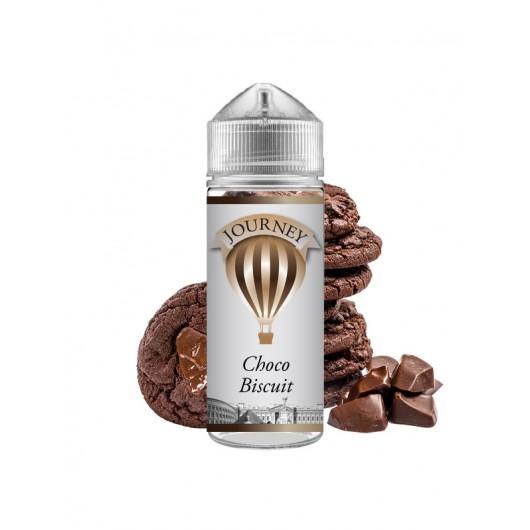 Journey Choco Biscuit (120ml)