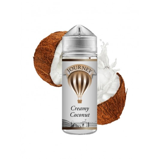 Journey Creamy Coconut 120ml
