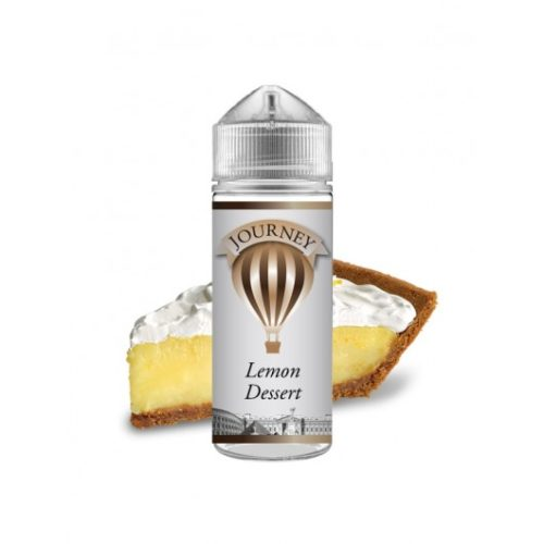 Journey Lemon Dessert 120ml