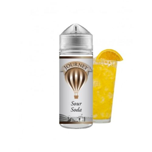Journey Sour Soda 120ml