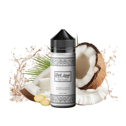 Wick Liquor - Deja Voodoo (120ml) shake and vape