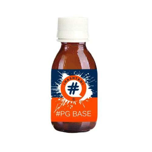 Hashtag Propilenoglicol (PG) 100ml