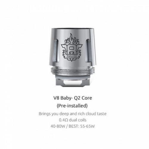 Smok TFV8 Baby Q2 0.4Ohm