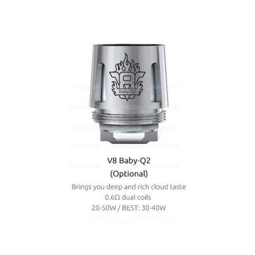 Smok TFV8 Baby Q2 0.6Ohm