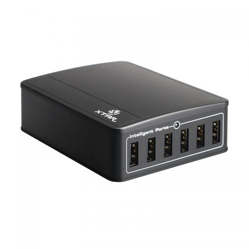 XTAR U1 Φορτιστής με 6 εξόδους USB