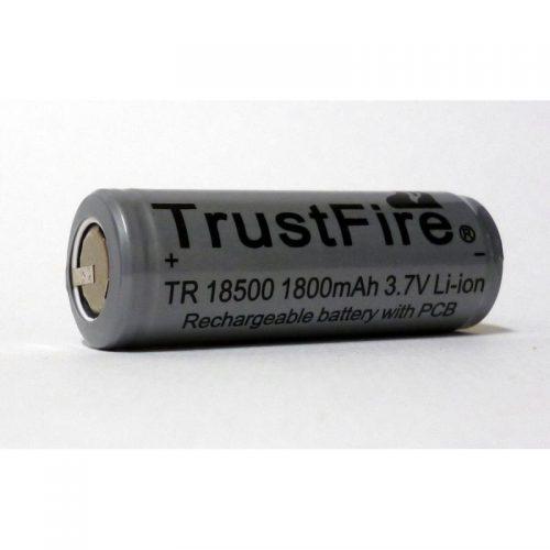TrustFire PCB 18500 1800mAh