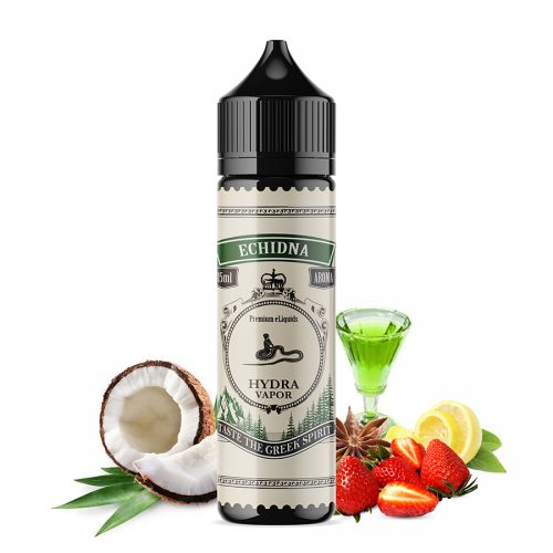 Hydra Echidna 60ml Premium Flavorshot