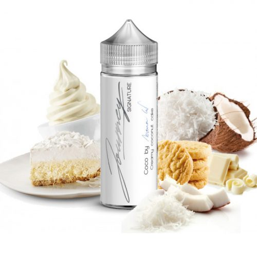Journey Signature Coco 120ml Flavorshot