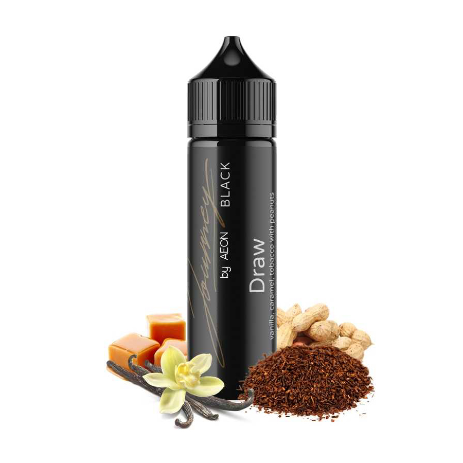 Aeon Journey Black Draw 15ml/60ml Flavorshot