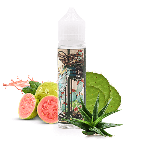 Curieux Flavour Shot Cactus Goyave