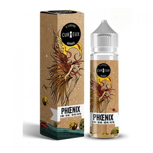 Curieux Flavour Shot Phoenix